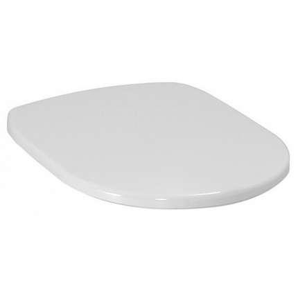 Сиденье для унитаза Artceram Azuley AZA001 с микролифтом, белое/бронза