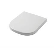 Сиденье для унитаза Artceram Faster FSA001 с микролифтом, белое/хром