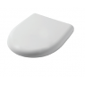 Сиденье для унитаза Artceram Smarty SMA001 белое/хром