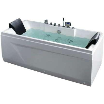 Акриловая ванна Gemy G9065 K L левая
