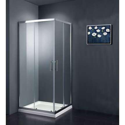 Душевой уголок Black&White S102-900 90x90