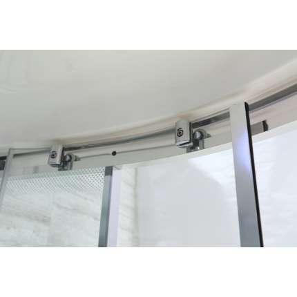 Душевая кабина Black&White G5501-800 80x80