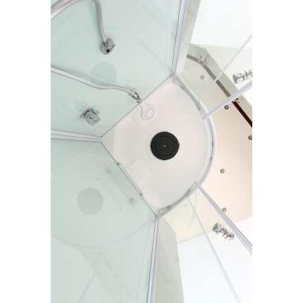 Душевая кабина Black&White G8501-900 90x90