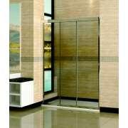 Душевая дверь RGW CL-11 (96-101)х185 прозрачное стекло