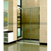 Душевая дверь RGW CL-11 (96-101)х185 рифленое стекло