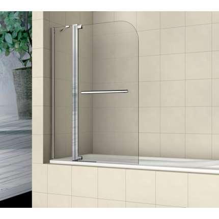 Шторка на ванну RGW SC-03 110х150 прозрачное стекло