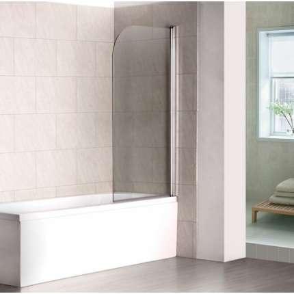 Шторка на ванну RGW SC-05 80х150 прозрачное стекло