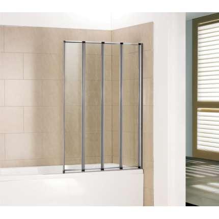 Шторка на ванну RGW SC-23 100х1500 прозрачное стекло