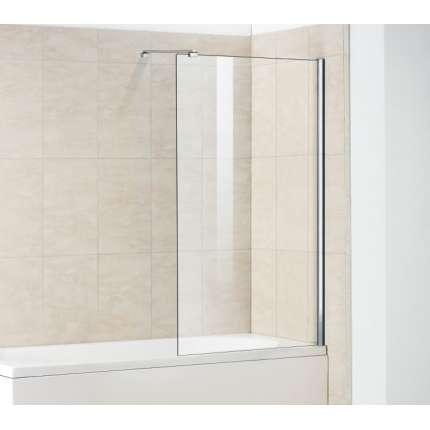 Шторка на ванну RGW SC-52 80х150 прозрачное стекло