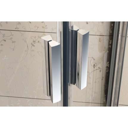Душевая дверь Ravak Blix BLDP2-100 блестящий + транспарент 0PVA0C00Z1