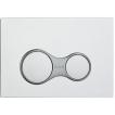 Кнопка смыва VitrA Sirius 740-0486 матовый хром