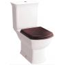 Унитаз напольный VitrA Serenada 9722B003-7204 с сиденьем
