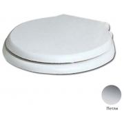 Сиденье для унитаза Azzurra Jubilaeum/Giunone 1800/F bi/cr с микролифтом, хром