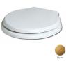 Сиденье для унитаза Azzurra Jubilaeum/Giunone 1800/F bi/oro с микролифтом, золото