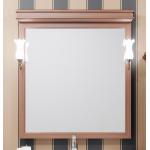 Зеркало для ванной Opadiris Борджи 85 светлый орех