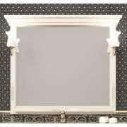 Зеркало для ванной Opadiris Риспекто 100 слоновая кость