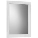 Зеркало для ванной Belux Рояль В 65 белое