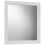 Зеркало для ванной Belux Рояль В 80 белое