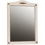 Зеркало для ванной Belux Империя В 85 слоновая кость