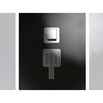 Душевая кабина без пара Black&White G8800 80x110