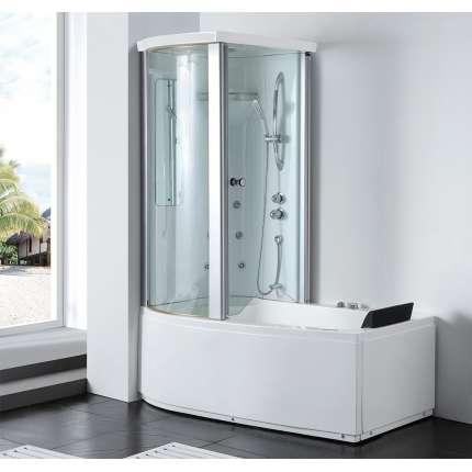 Акриловая ванна Gemy G8040 B L левая
