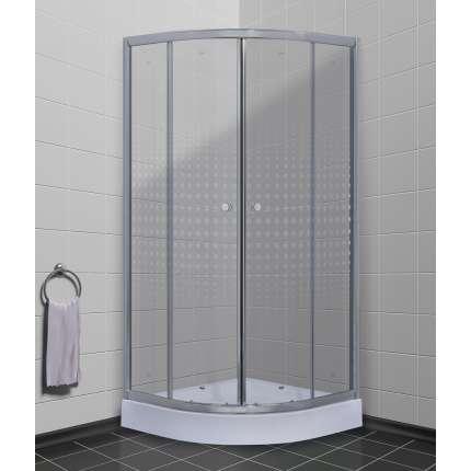 Душевой уголок Timo Romb Glass TL-1101 100х100 прозрачный