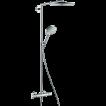 Душевая система Hansgrohe Raindance Select S 27114000, хром