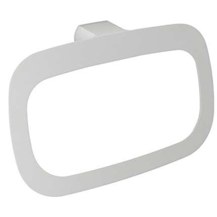 Кольцо для полотенец WasserKraft Kammel K-8360W Белое
