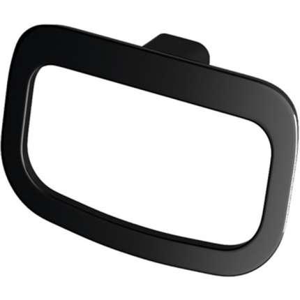 Кольцо для полотенец WasserKraft Glan K-5160 черный глянцевый